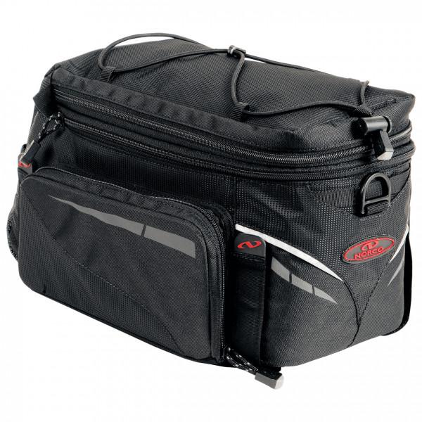 Norco Bags - Canmore Gepäckträgertasche - Gepäckträgertasche Gr 10,5 l schwarz/grau 0249AS