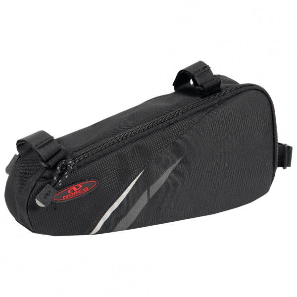 Norco Bags - Ohio Rahmentasche - Fahrradtasche Gr 1,5 l schwarz 0286AS