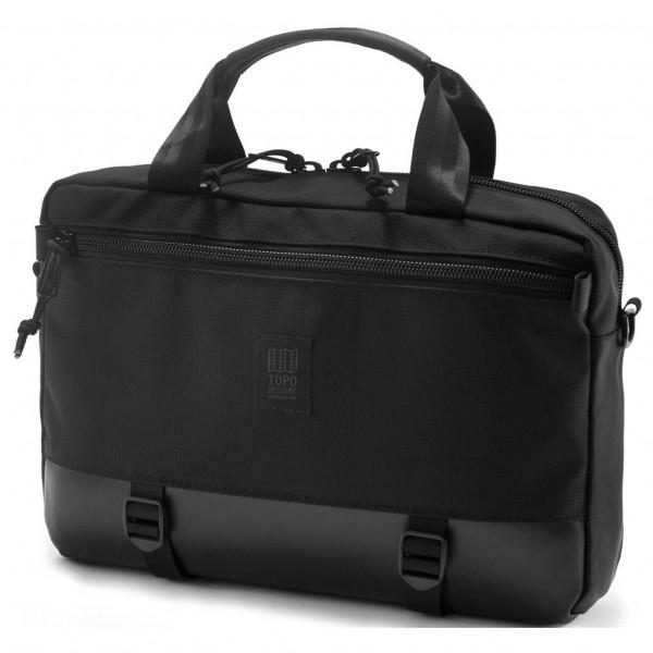 Topo Designs - Commuter Briefcase - Shoulder Bag Size 15 L  Black