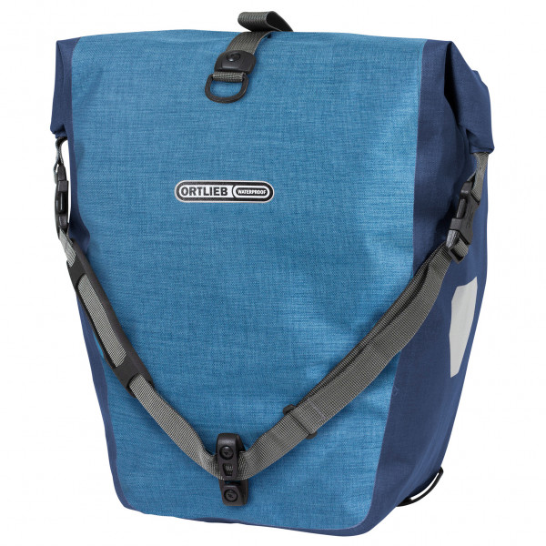 Ortlieb - Back-Roller Plus - Gepäckträgertasche Gr 20 l blau F5203