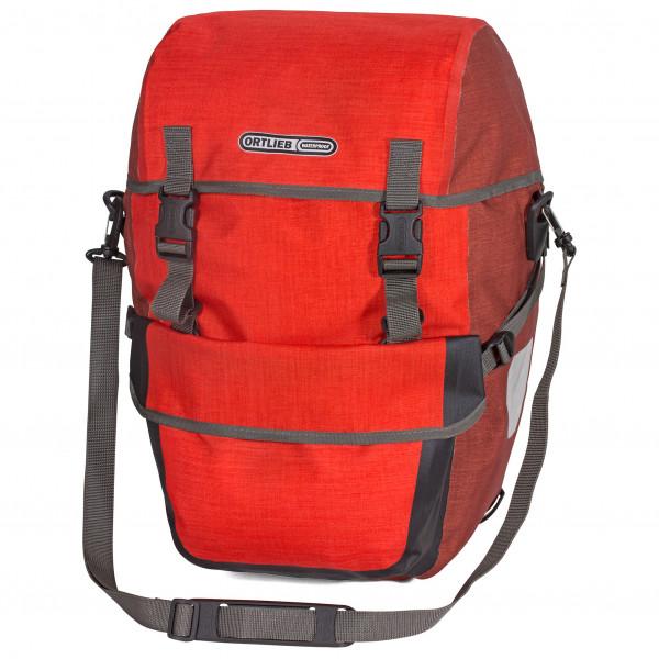 Ortlieb - Bike-Packer Plus - Gepäckträgertaschen Gr 21 l rot F2702