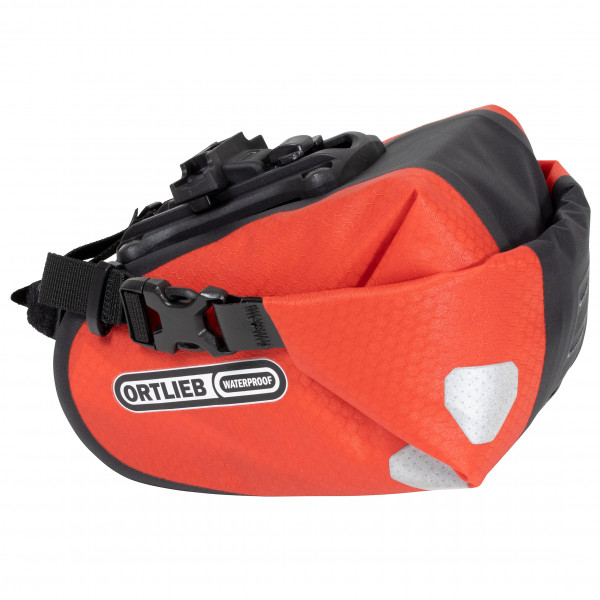 Ortlieb - Saddle-Bag Two 1.6 - Fahrradtasche Gr 1,6 l rot/schwarz F9413