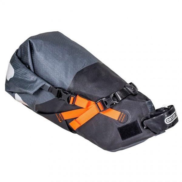 Ortlieb - Seat-Pack 11 - Fahrradtasche Gr 11 l grau/schwarz F9911