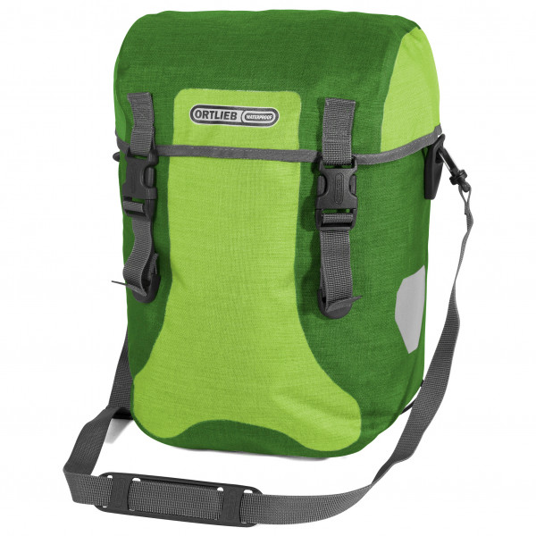 Ortlieb - Sport-Packer Plus - Gepäckträgertasche Gr 15 l oliv/grün F4901