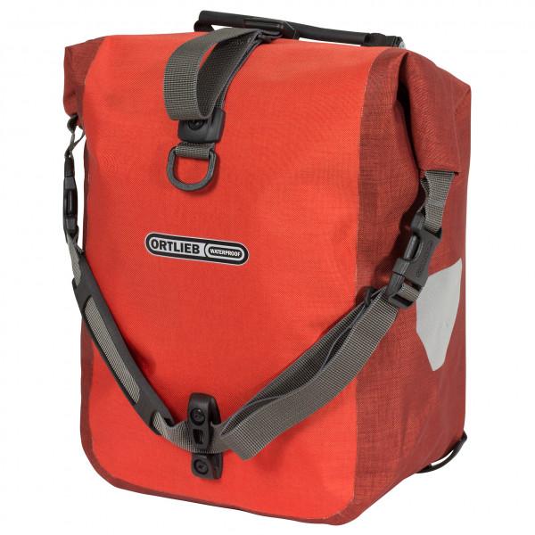 Ortlieb - Sport-Roller Plus - Gepäckträgertasche Gr 12,5 l rot F6202