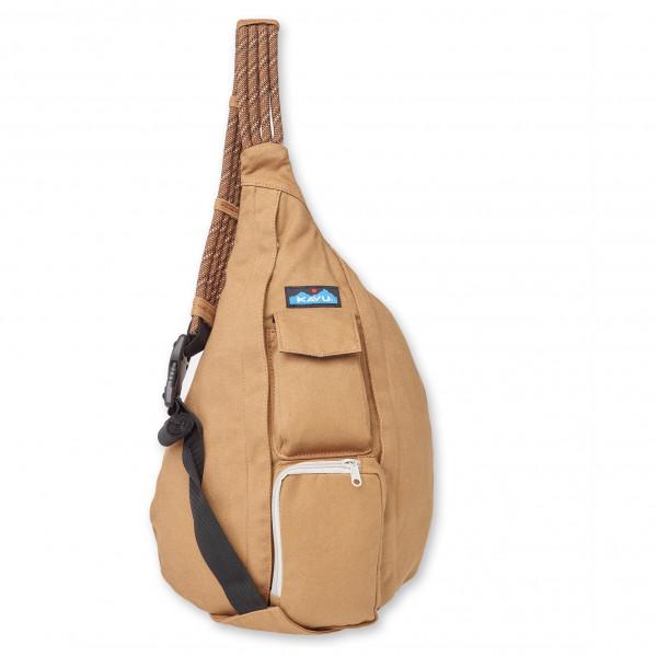 KAVU - Rope Bag 10 - Umhängetasche Gr 10 l beige/braun 923-1026