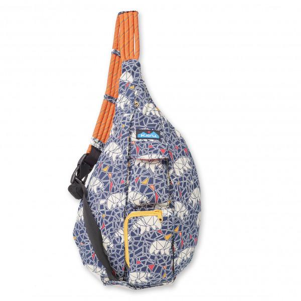 KAVU - Rope Bag 10 - Umhängetasche Gr 10 l grau 923-1297