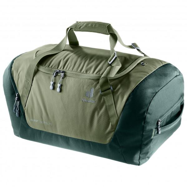 Deuter - Aviant Duffel 70 - Reisetasche Gr 70 l grau/schwarz/lila;rosa/lila 3520220