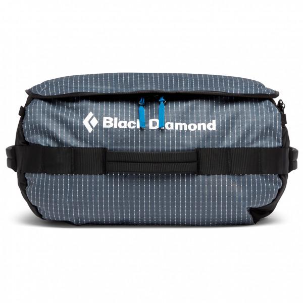 Black Diamond - Stonehauler Pro 45 Duffel - Luggage Size 45 L  Black/blue/grey