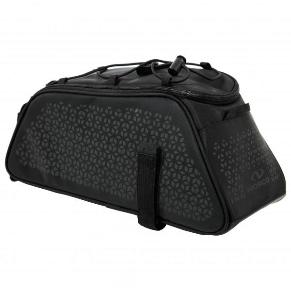 Norco Bags - Dunfort Gepäckträgertasche - Gepäckträgertasche Gr 7 l schwarz 0254RS