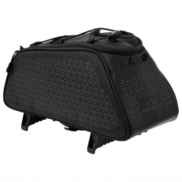 Norco Bags - Dunfort Gepäckträgertasche Topklip - Gepäckträgertasche Gr 7 l schwarz 0254TS
