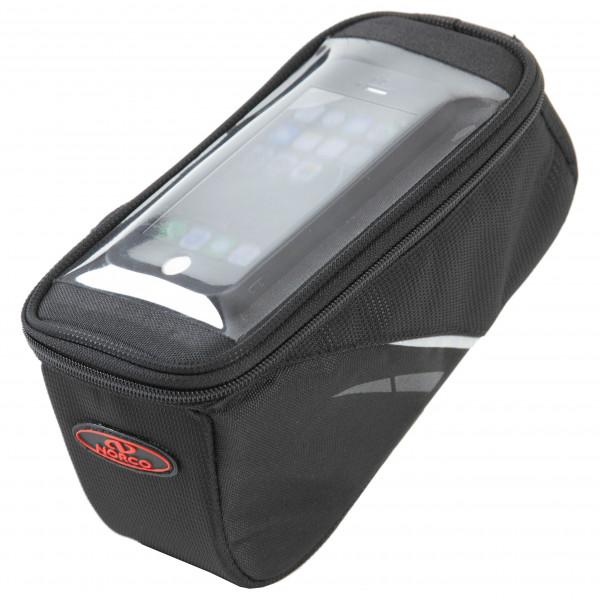 Norco Bags - Frazer Smartphone Tasche - Fahrradtasche Gr 1,2 l schwarz/grau 0287AS