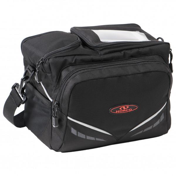 Norco Bags - Kansas Lenkertasche - Lenkertasche Gr 8 l schwarz 0227S