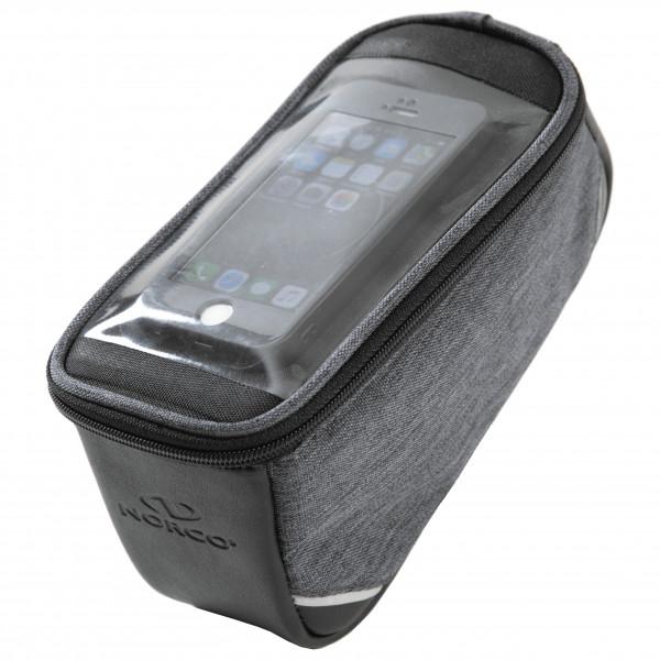 Norco Bags - Milfield Smartphone Tasche - Fahrradtasche Gr 1,2 l grau/schwarz 0287UB