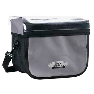 Norco Bags - Yukon Lenkertasche - Lenkertasche Gr 7 l grau/schwarz 0280GS