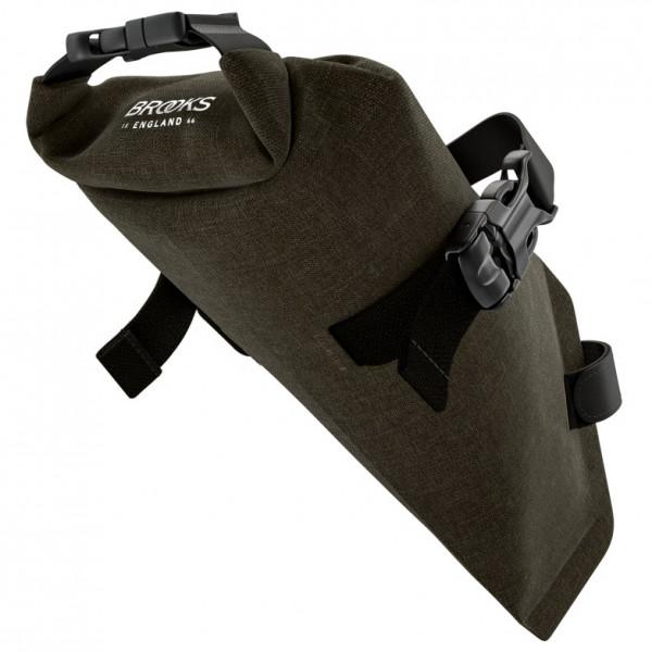 Brooks England - Scape Saddle Roll Bag - Fahrradtasche Gr One Size schwarz 80032232