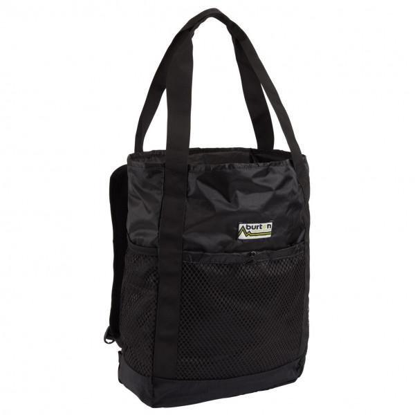 Burton - 24 Packable Tote - Umhängetasche Gr 24 l schwarz 22565100002