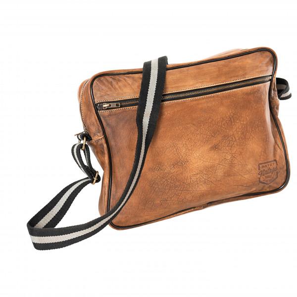 ARTZT Vintage - Tasche M - Umhängetasche Gr One Size braun LA-4158