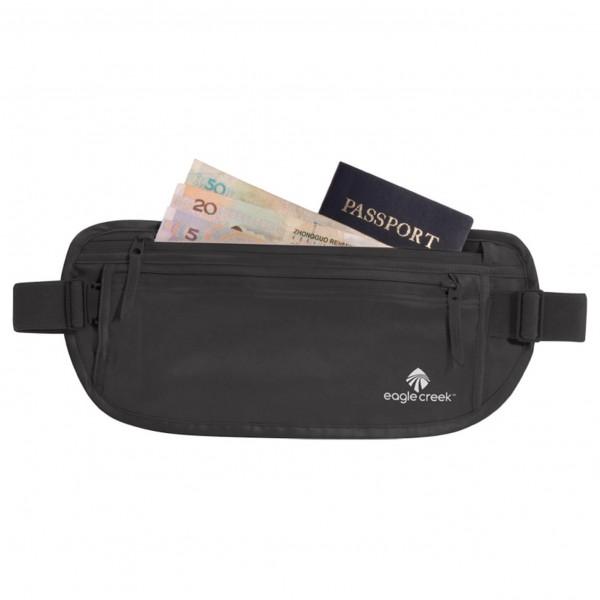 Eagle Creek - Silk Undercover Money Belt - Wallet Size 29 X 13 5 Cm  Black