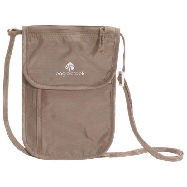 Eagle Creek - Undercover Neck Wallet Dlx - Valuables Pouch Size 14 X 20 Cm  Grey