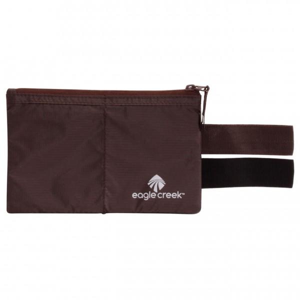 Eagle Creek - Undercover Hidden Pocket - Wallet Size 17 X 11 Cm  Black