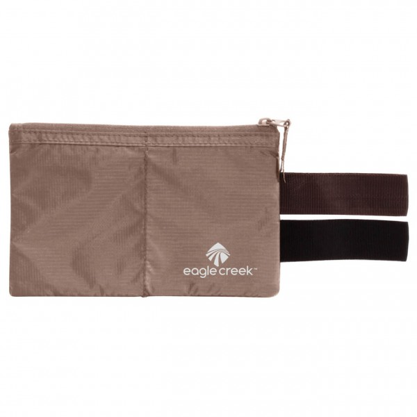 Eagle Creek - Undercover Hidden Pocket - Wallet Size 17 X 11 Cm  Grey/brown/black
