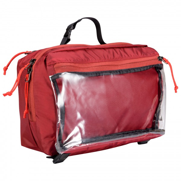 Arc´teryx - Index Large Toiletries Bag - Kulturbeutel rot Preisvergleich