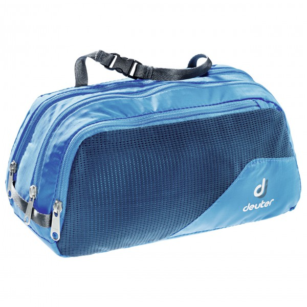 Deuter Wash Bag Tour III Toilettas maat 2,5 l coolblue -blauw