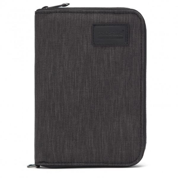 Pacsafe - RFID-Safe Compact Travel Organizer - Geldbeutel Gr 16,3 x 11,5 cm schwarz 11020