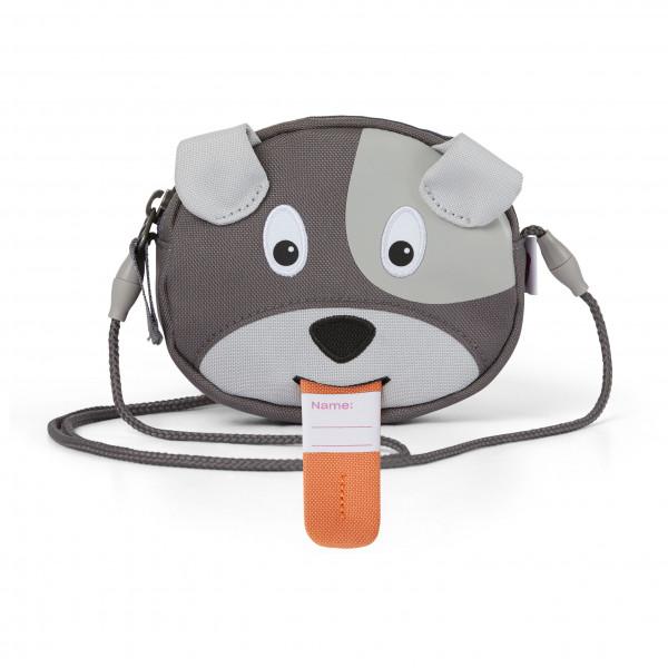 Affenzahn - Portemonnaie Hund - Geldbeutel Gr One Size grau/weiß AFZ-WAL-001-026