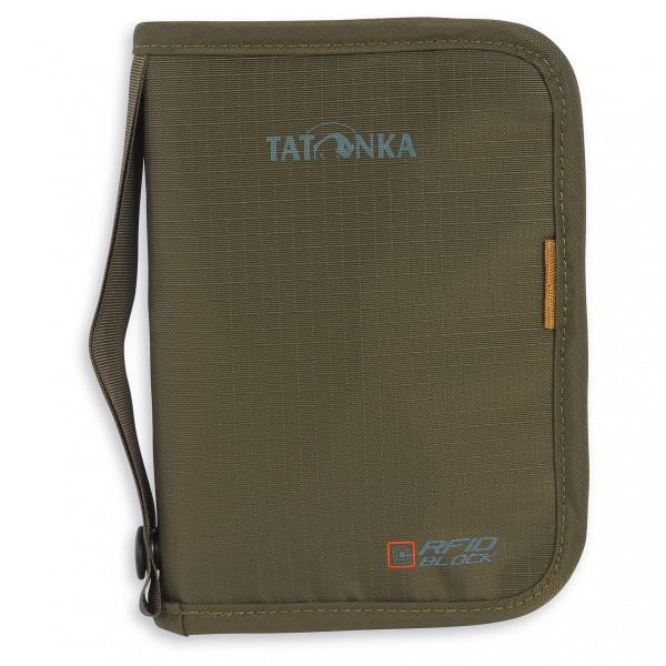 Tatonka - Travel Zip M RFID B - Geldbeutel oliv 2958331