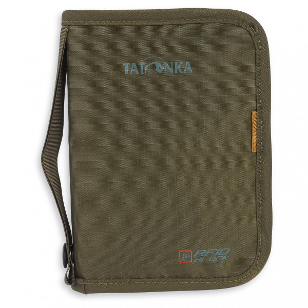 Tatonka - Travel Zip M RFID B - Geldbeutel oliv 2958