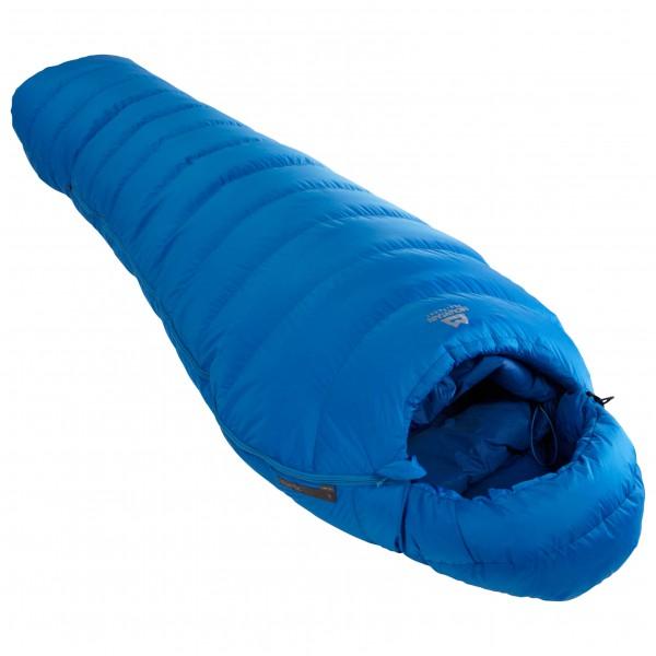 Mountain Equipment - Classic 500 - Down Sleeping Bag Size Regular - 190x78 Cm  Blue