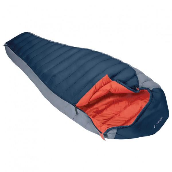 Vaude - Cheyenne 700 - Down sleeping bag blue/red/grey