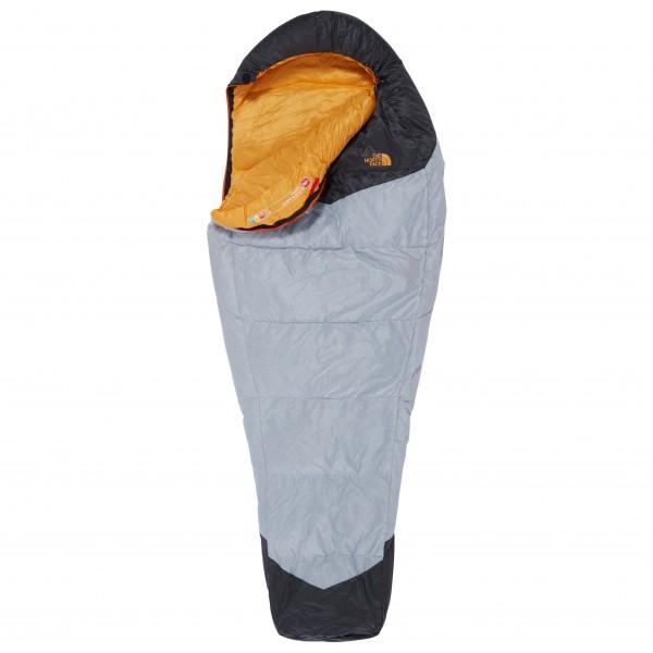 The North Face - Gold Kazoo - Down sleeping bag size Regular, grey/black