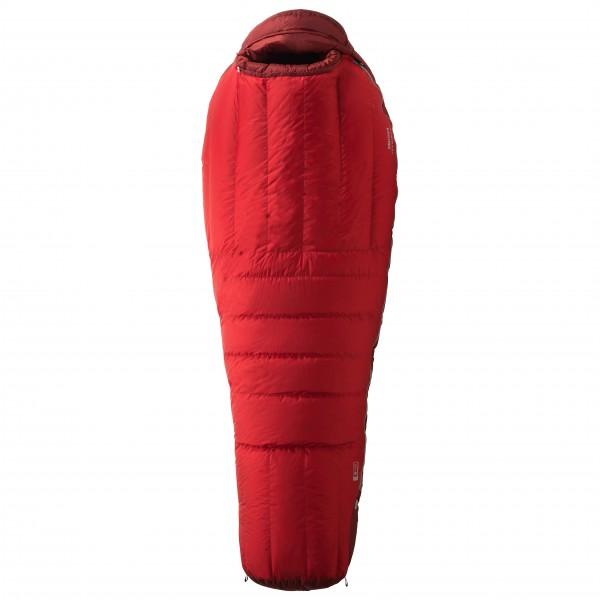 Marmot - CWM - Daunenschlafsack Gr 198 cm Zip: Left Rot 22560