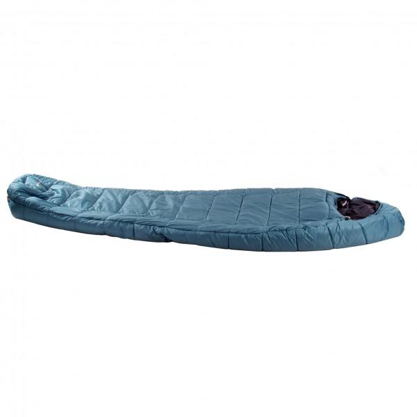 Vaude - Sioux 1000 - Kunstfaserschlafsack blau/grau Preisvergleich
