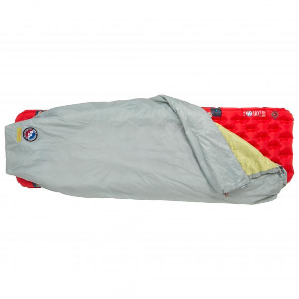 Big Agnes - Kings Canyon UL Quilt Primaloft - Kunstfaserschlafsack Gr One Size Grau BKCULQ20