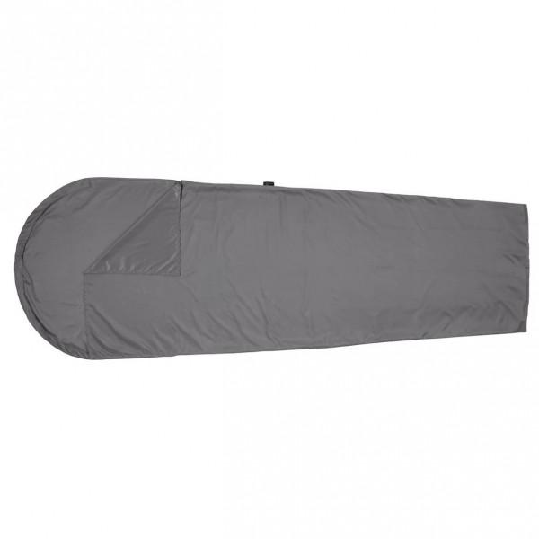 Easy Camp - Travel Sheet Ultralight - Travel Sleeping Bag Size 190 Cm  Grey