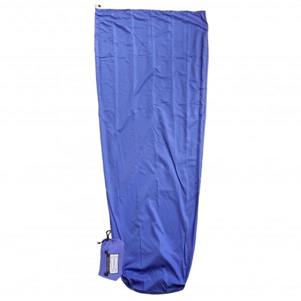 #Western Mountaineering – Sonora Liner Polyester – Reiseschlafsack Gr Long – 193 cm;Long – 203 cm;Regular – 178 cm;Regular – 188 cm blau#