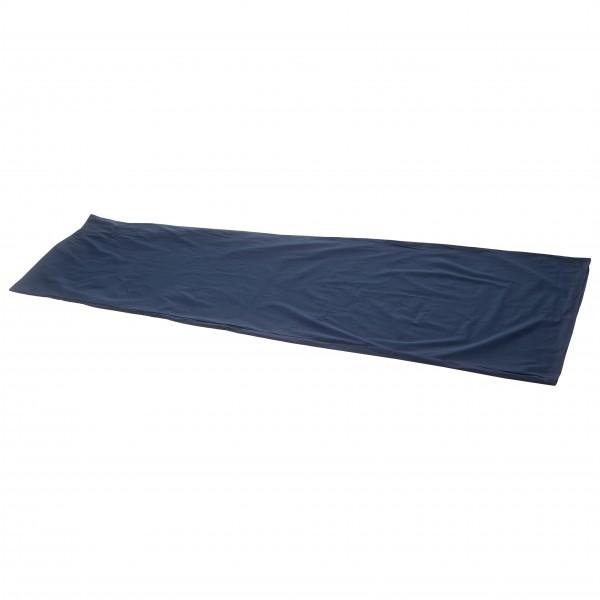 Sea To Summit - Premium Cotton Travel Liner Mummy - Travel Sleeping Bag Size 185 Cm  Blue