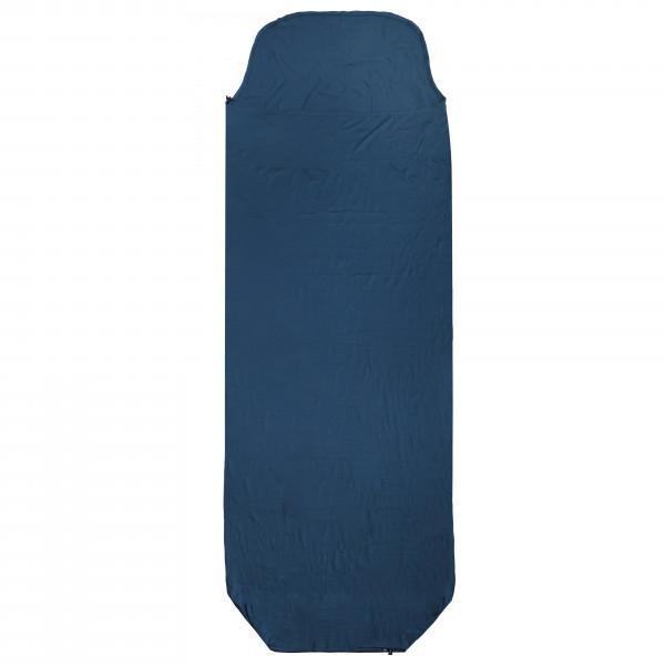 Stoic - Avvakkost. Merino Mummy Liner - Travel Sleeping Bag Size One Size  Blue