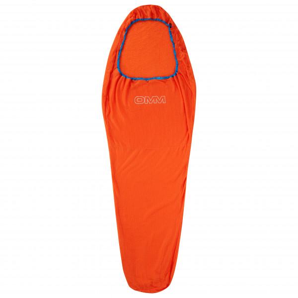 OMM - Core Liner - Reiseschlafsack Gr 190 cm Rot/Orange OH013
