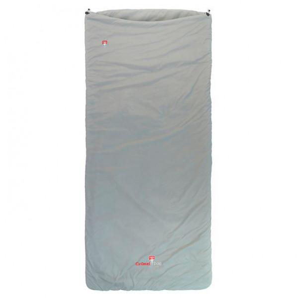 Grüezi Bag - Schlafsackwarmer - Reiseschlafsack Gr Grau 8160
