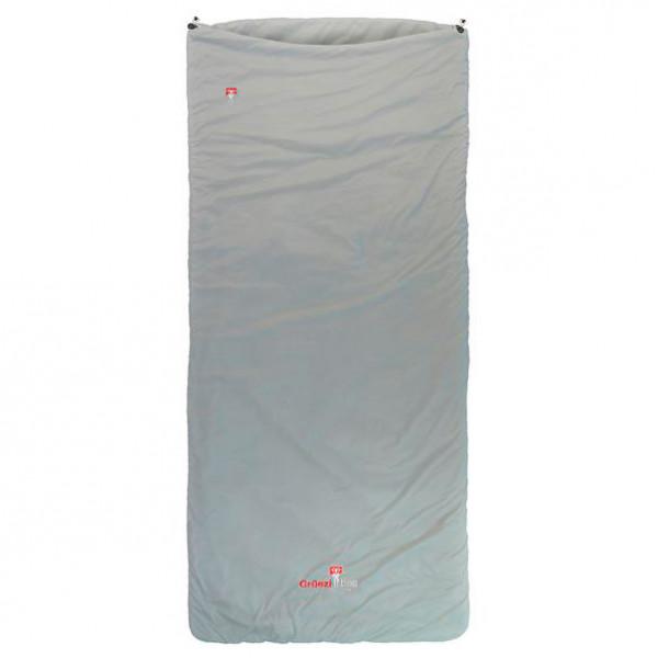 Grüezi Bag - Schlafsackwarmer Youth - Reiseschlafsack Gr Grau 6301