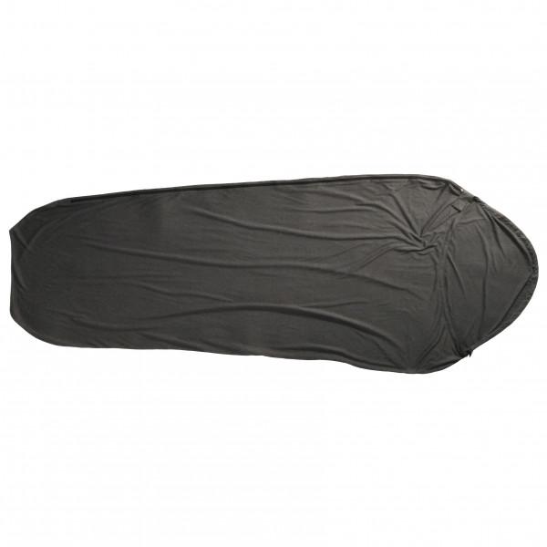 Origin Outdoors - Sleeping Liner Thermolite - Travel Sleeping Bag Size 210 Cm X 80 Cm  Black