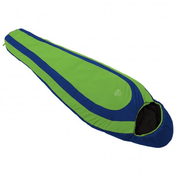 Lestra - Kid´s Silvaplana Kinderschlafsack Gr 160+30 cm grün/blau Sale Angebote Nievern