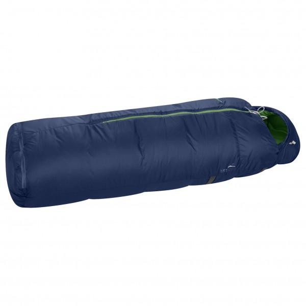Knott MTI - Kinderschlafsack Gr 115 cm blau