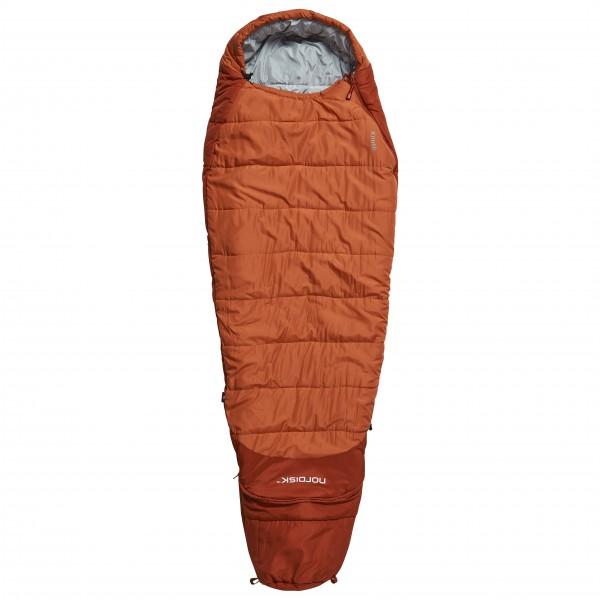 Nordisk - Knuth Junior - Kinderschlafsack Gr 160-190 cm Rot 110435rot
