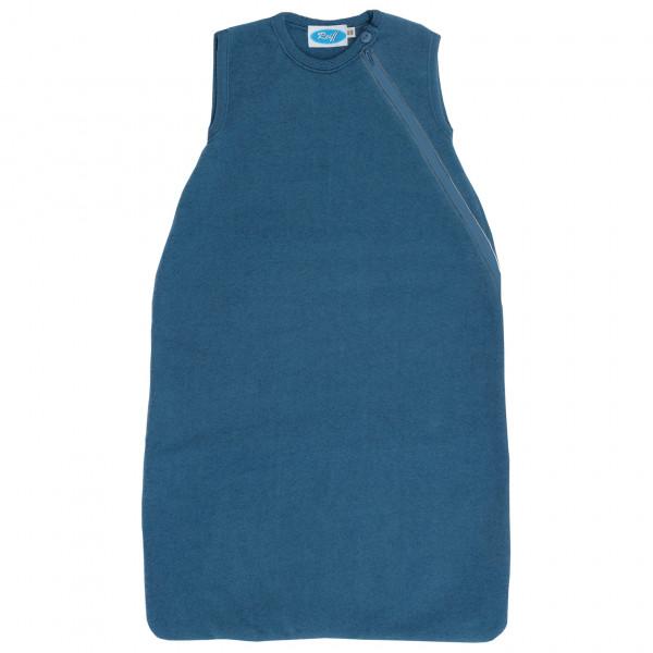 Reiff - Kid's Fleeceschlafsack ohne Arm - Kinderschlafsack Gr 62/68 Blau 2011145